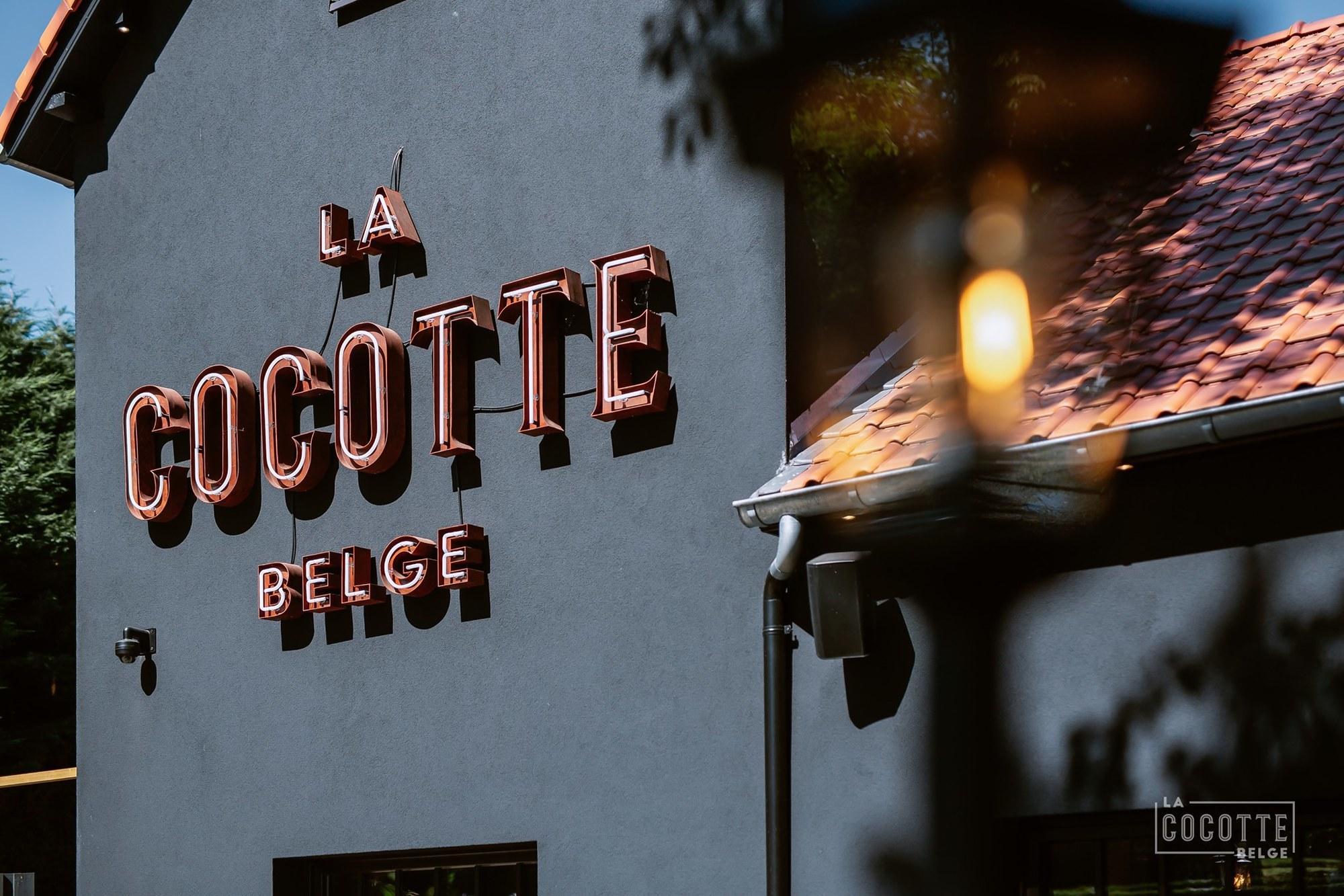 Cocotte Belge