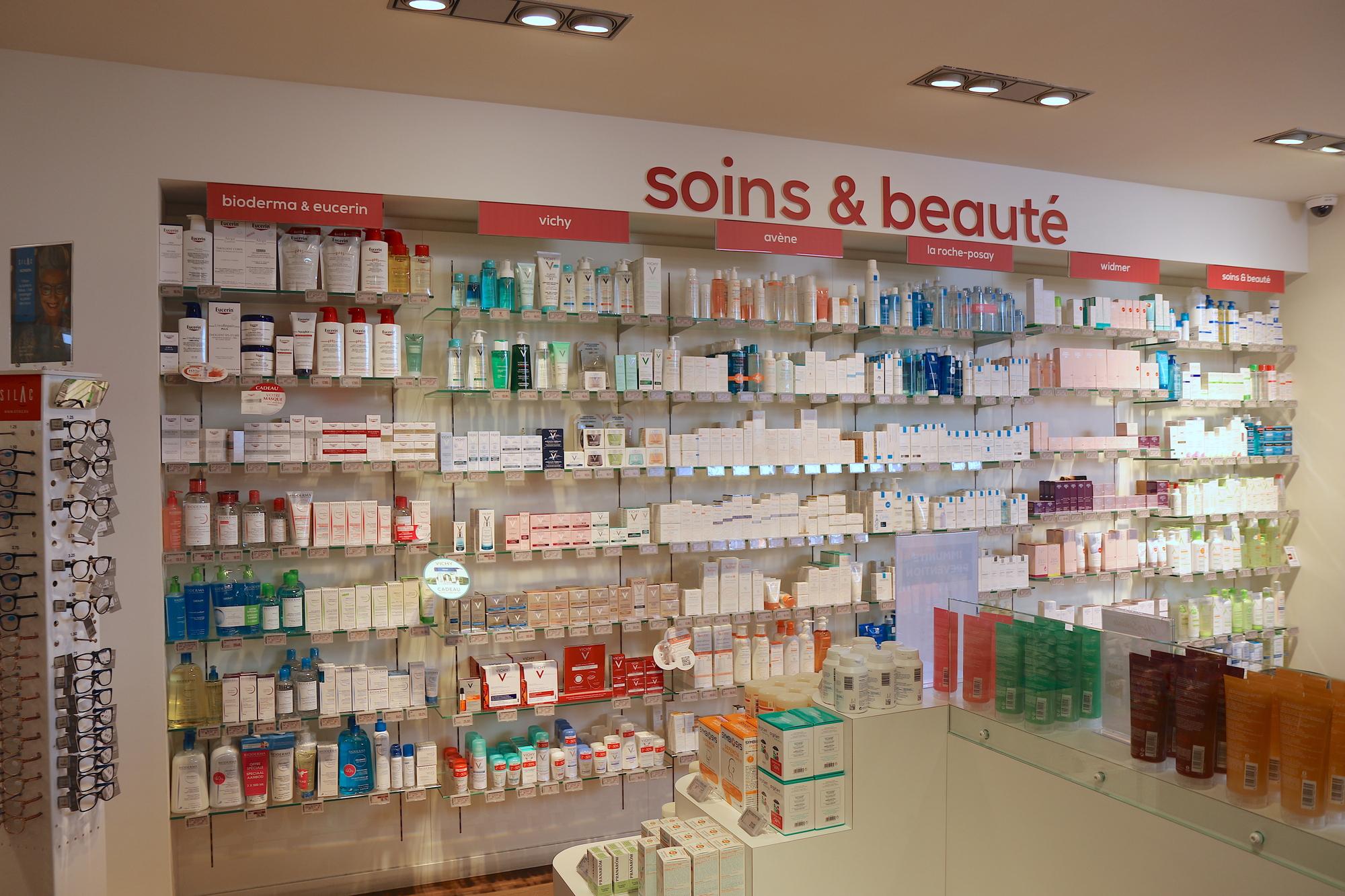 Pharmacie Servais Centre