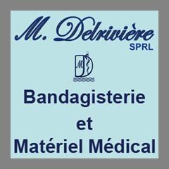 Etablissements M.DELRIVIERE (Bandagisterie et matériel médical) (Waterloo - Brabant Wallon)